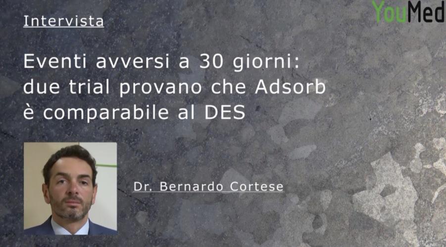 euro PCR 2016 – Eventi avversi a 30 giorni: due trial provano che Absorb è comparabile al DES